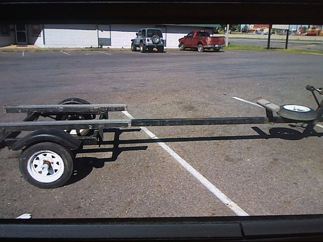 NONE BOAT TRAILER