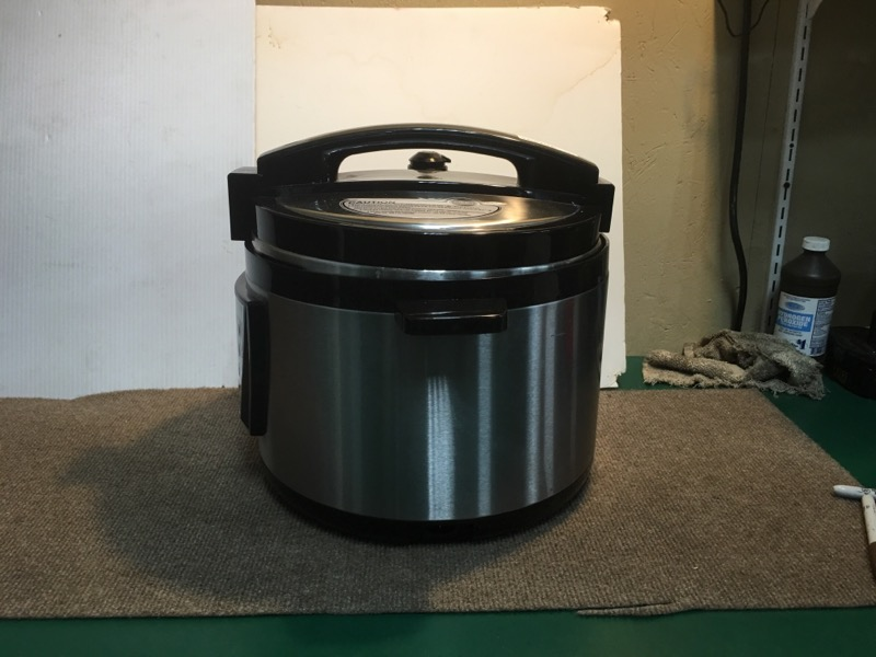 TRISTAR PRODUCTS Miscellaneous Appliances POWER PRESSURE COOKER XL PPC790