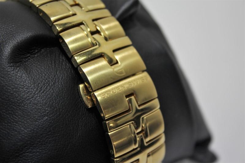 GRUEN Gent's Wristwatch BERGIO  515