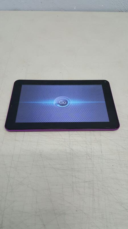 "AS IS - Nobis 9"" Tablet 8GB Android 4.1, 1.5GHz NB09 - Purple"