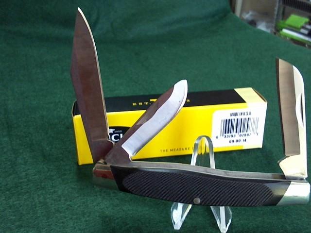 BUCK KNIVES Pocket Knife Stockman. 0301BKS-B