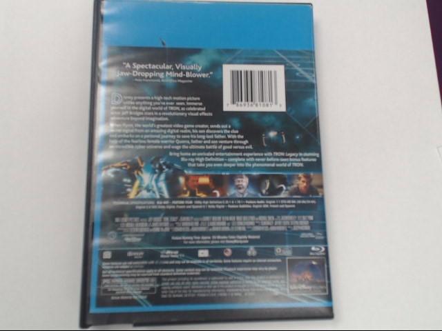 TRON LEGACY, SCI-FI BLU-RAY DVD