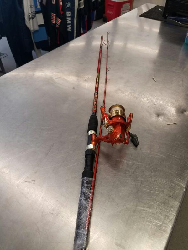 RODDY FISHING Fishing Pole RHG 65