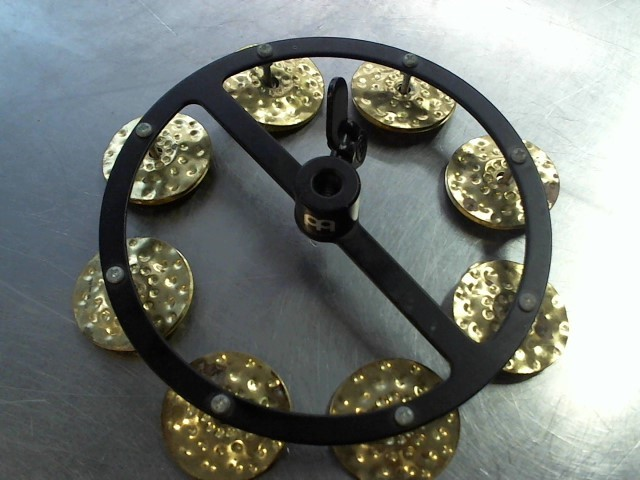 MEINL CYMBALS & PERCUSSION Cymbal HIHAT TAMBOURINE
