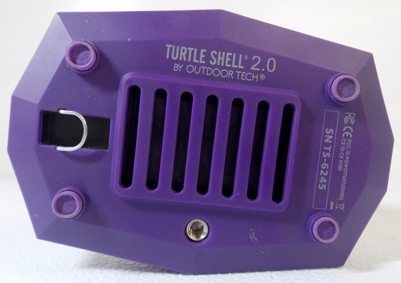 OUTDOOR TECH TURTLE SHELL 2.0 RUGGED WIRELESS BOOM BOX