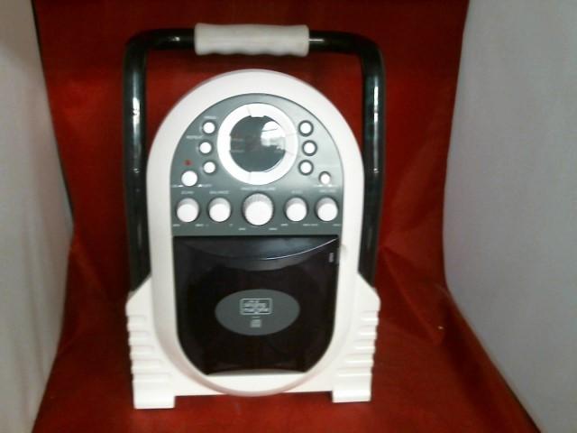 THE SINGING MACHINE Karaoke Machine SML505