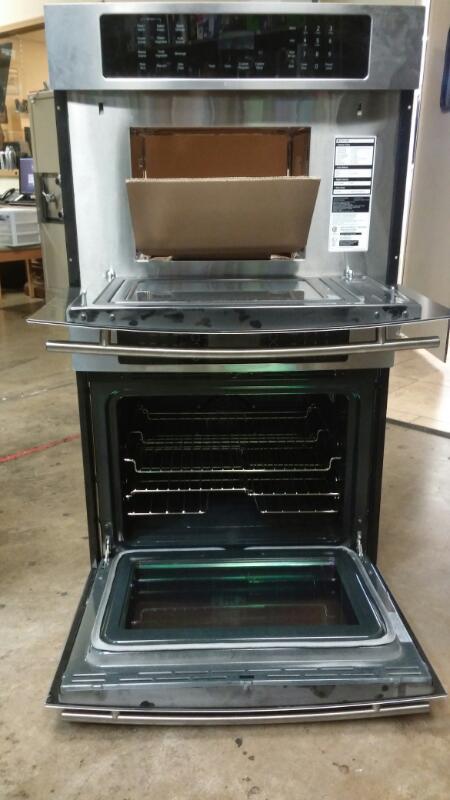 JENN AIR Microwave/Convection Oven JMW9530DAS