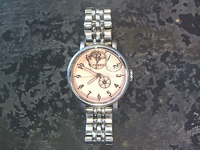 FOSSIL Gent's Wristwatch JR-9953