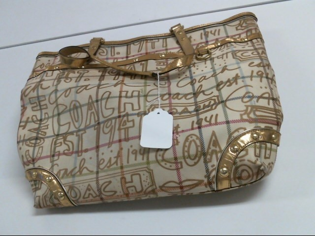 COACH Handbag 13187