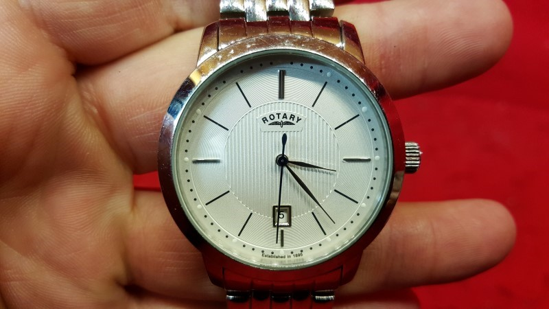 ROTARY Gent's Wristwatch GB42825/02 WATCH GB42825/02