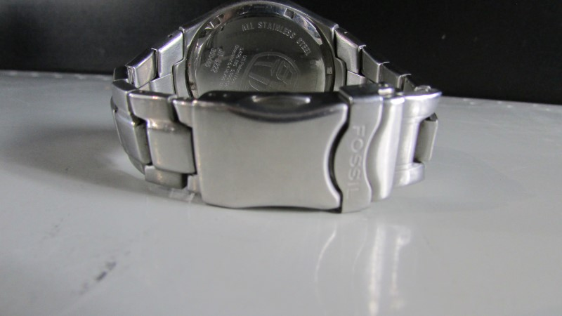 FOSSIL Gent's Wristwatch JR-8222