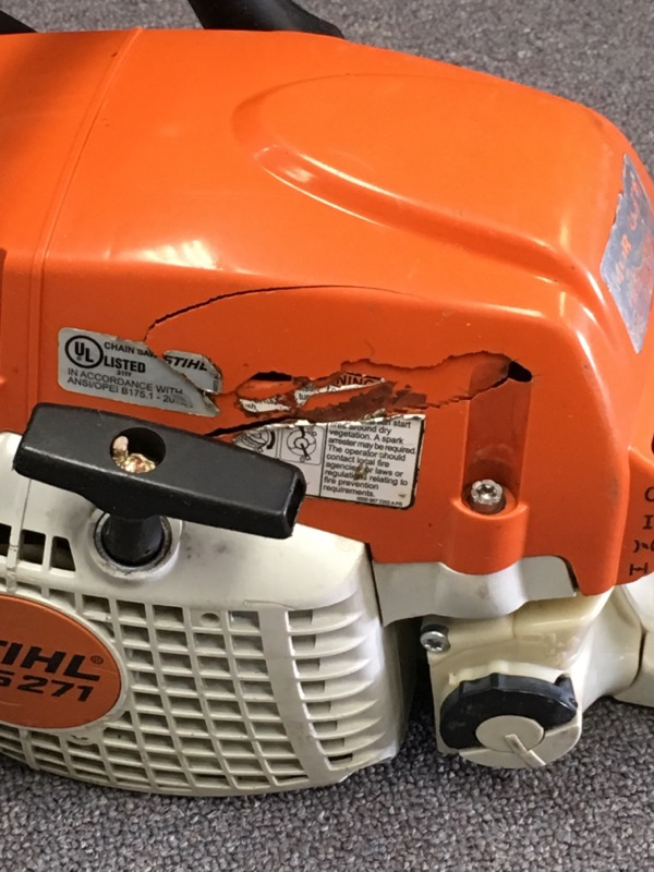 Stihl - Chainsaw - MS 271