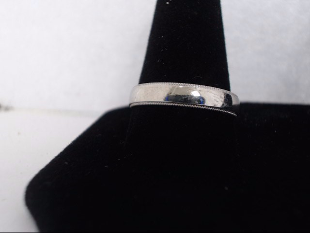Lady's Gold Ring 10K Yellow Gold 2.1g Size:4.5