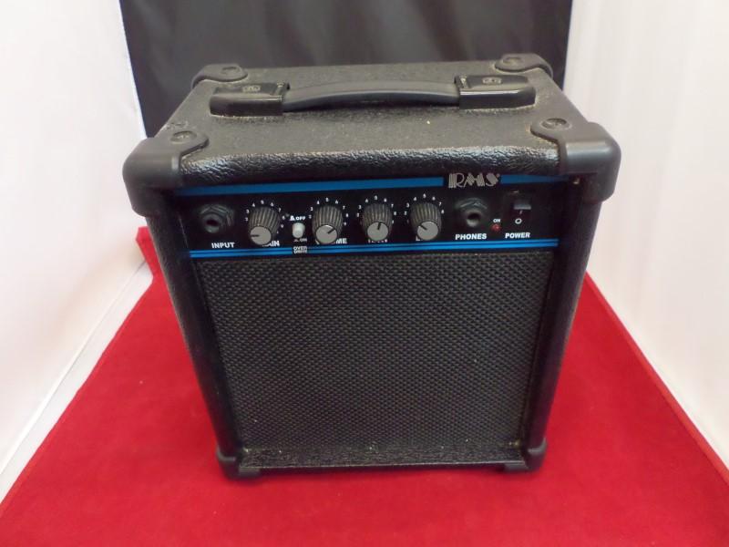 RMS AUDIO Electric Guitar Amp RMS10