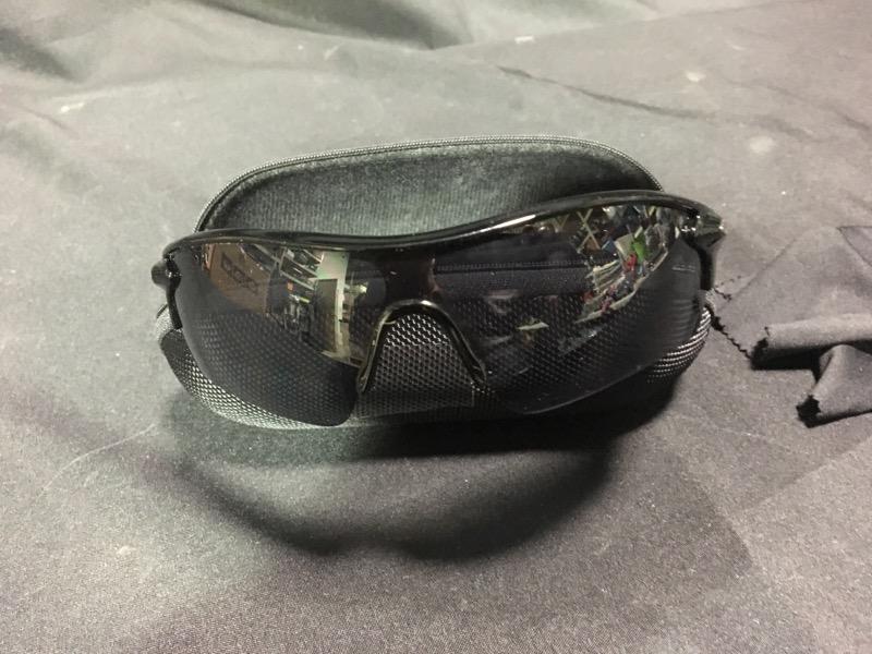 Oakley Radarlock Sunglass Black
