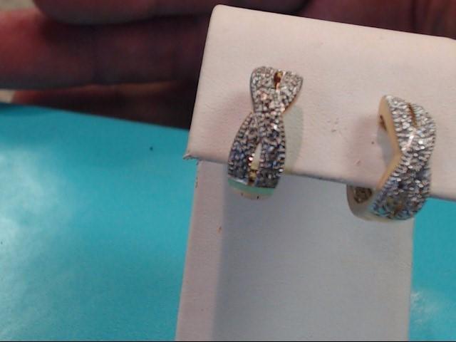 Silver Earrings 925 Silver 3.45dwt