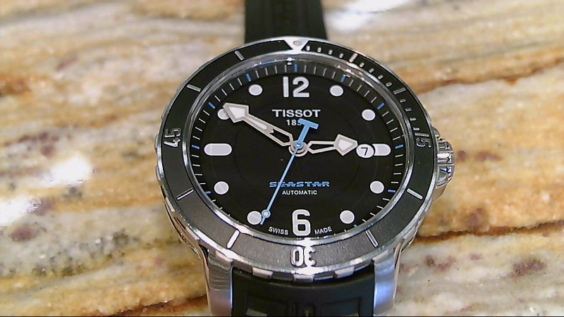 TISSOT Gent's Wristwatch 1853 SEASTAR 1000