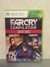 MICROSOFT Microsoft XBOX 360 Game FAR CRY COMPLICATION