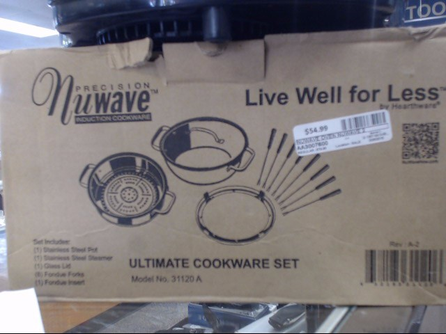 NUWAVE Microwave/Convection Oven NUWAVE 2
