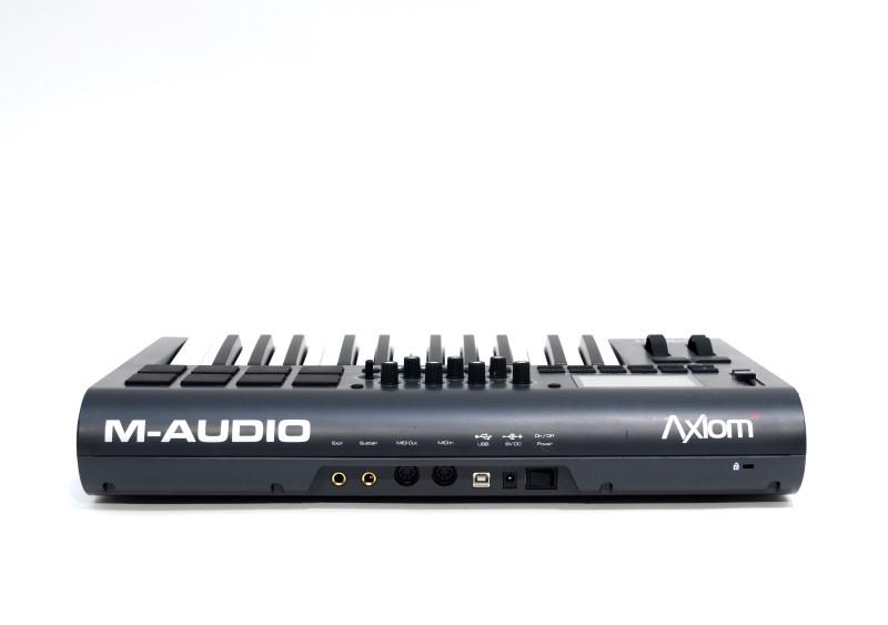 M-Audio Axiom 25 25-Key USB MIDI Keyboard Controller w/Keypads>