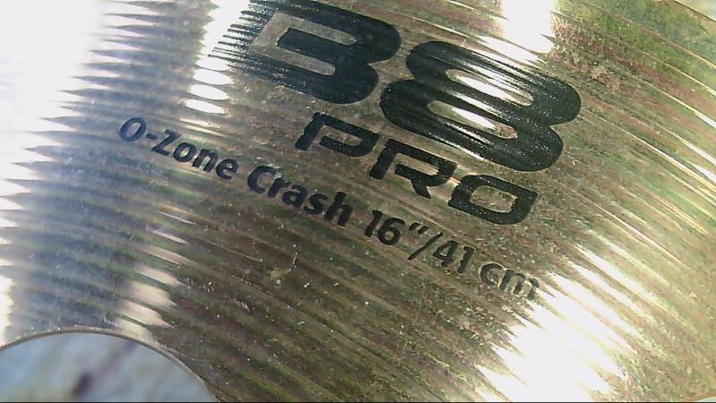 "Sabian Cymbal B8 16"" Pro O-Zone"
