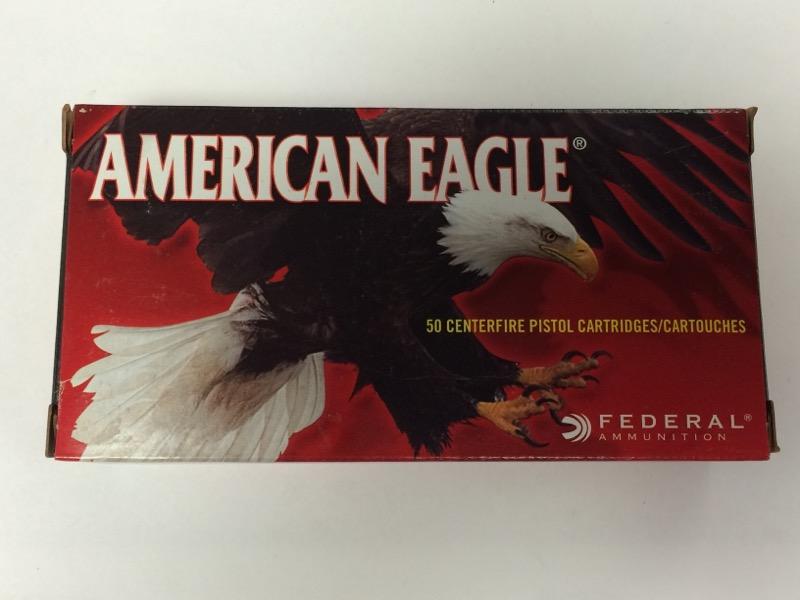 American Eagle - 45 ACP - 230 GR FMJ