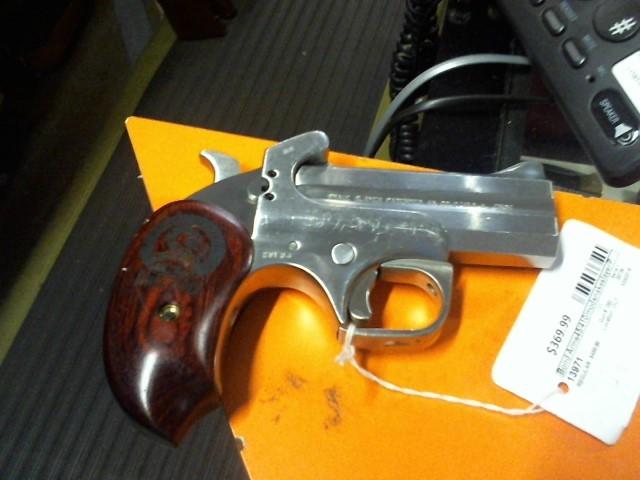 Bond Arms45/410/modsnakeslayer/PIST