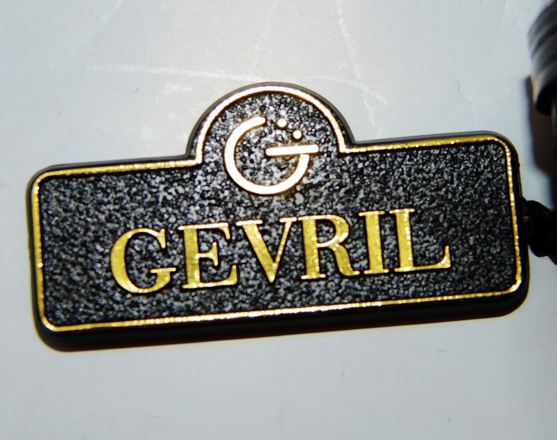 GEVRIL MEN'S 5000A AVENUE OF AMERICA AUTOMATIC WATCH