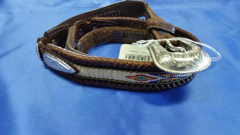 JUSTIN BOOTS Men's Accessory BELT BUCKLE