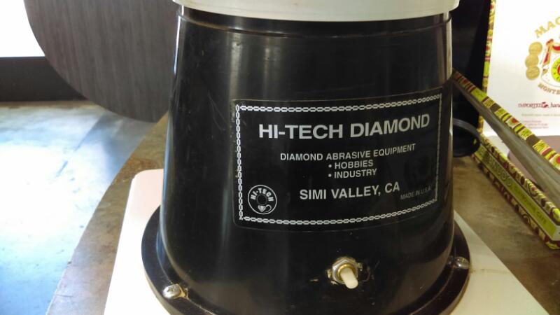 HIGH TECH TOOLS POLISHER DIAMOND