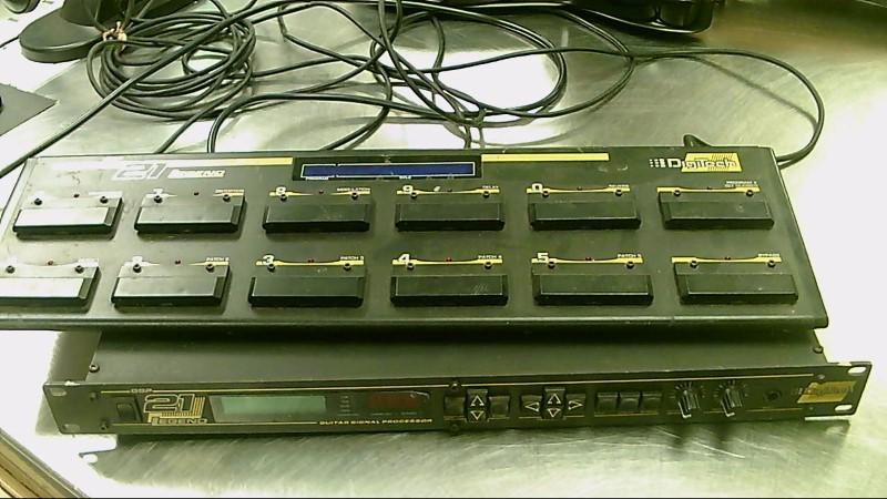 DIGITECH Effect Equipment GSP21 LEGEND