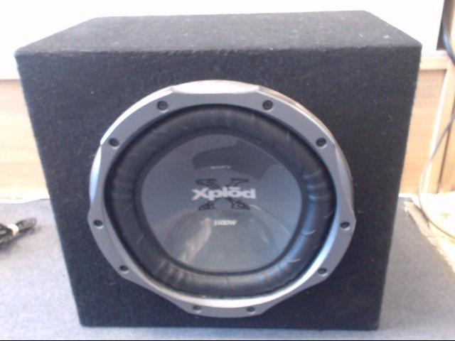 SONY Car Audio XPLOD 1100W