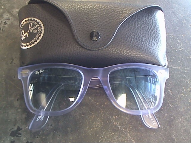 RAY-BAN Sunglasses ICE POP GRAPE