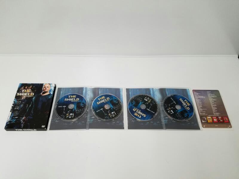 The Shield Season 2 on DVD