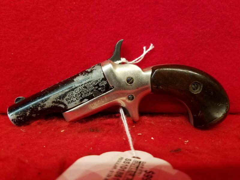 Butler Arms 22 Short Pocket Derringer
