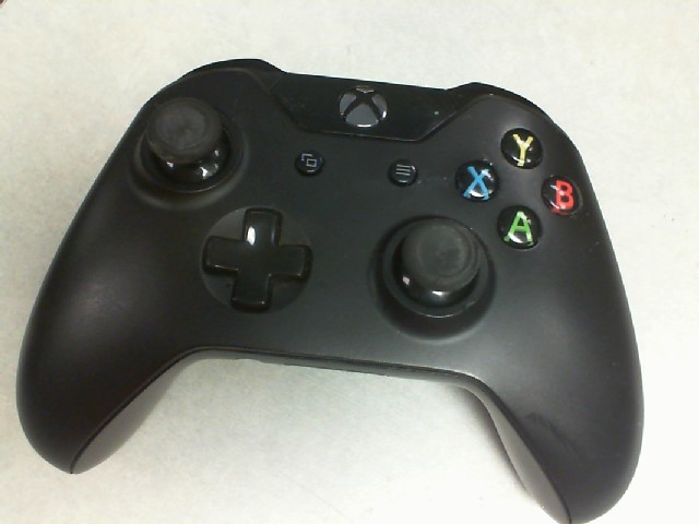 MICROSOFT Video Game Accessory XBOX ONE CONTROLLER WIRELESS - 1697