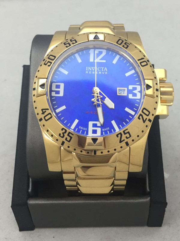 INVICTA Reserve Gent's Wristwatch 80600