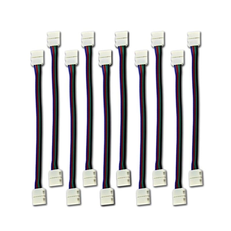 ZITRADES Computer Accessories 10 PCS LED STRIP JUMPER