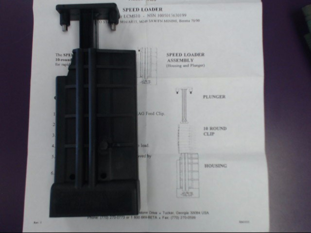 C-MAG Speedloader LCMS10 .223/5.56