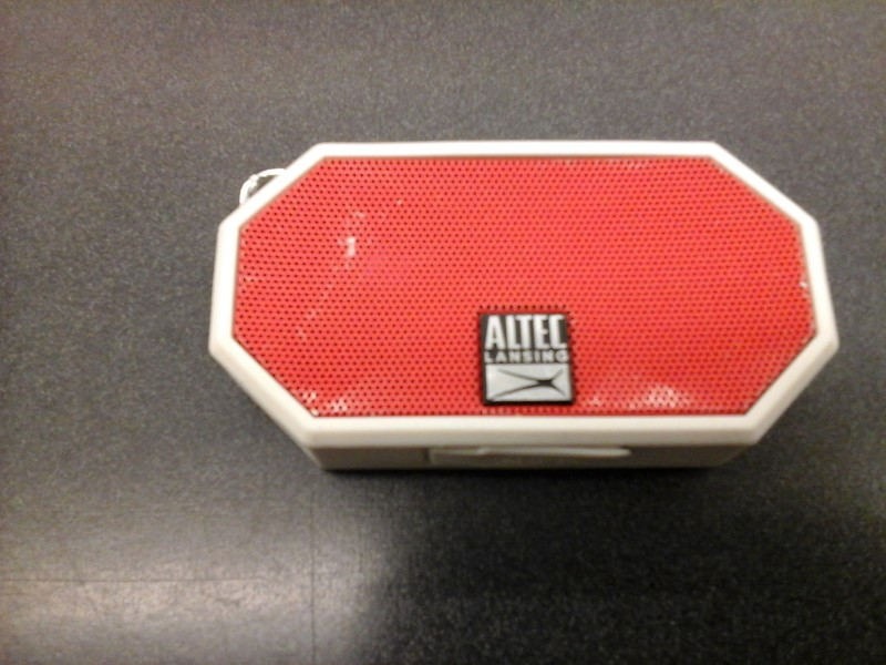 ALTEC LANSING Cell Phone Accessory IMW257-OWTA