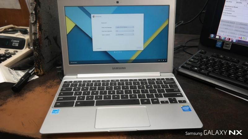SAMSUNG Laptop/Netbook CHROMEBOOK