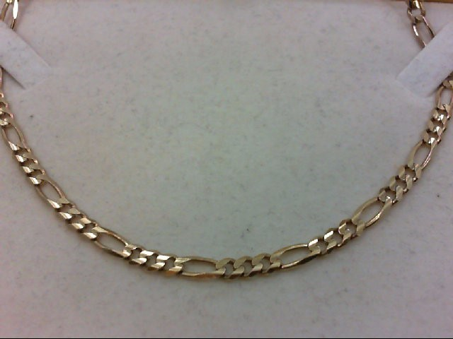 Gold Chain 14K Yellow Gold 15.8g