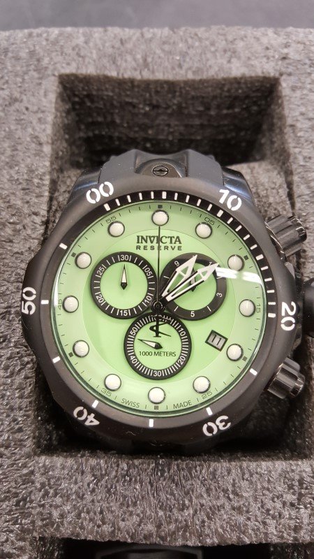 INVICTA Gent's Wristwatch 80576