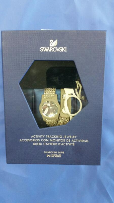 SWAROVSKI 156993 ACTIVITY TRACKER