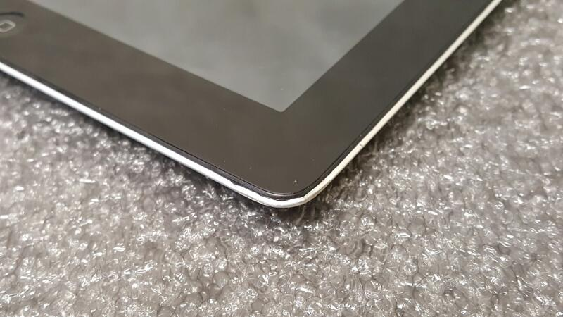 Apple iPad MD510LL/A (16GB, Wi-Fi, Black) 4th Gen - AS IS