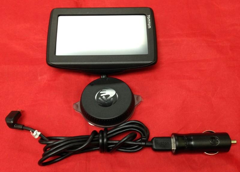 TOMTOM GPS System 4EN42 Z1230