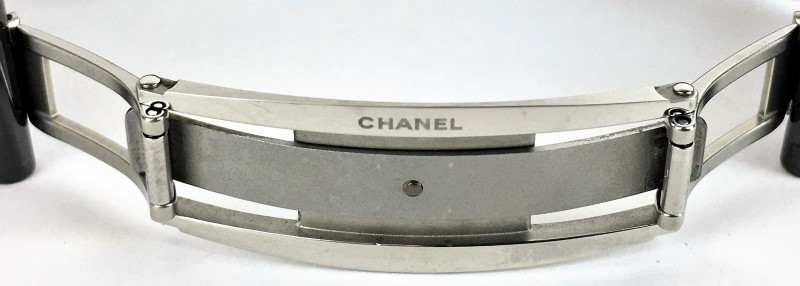 CHANEL J12 BLACK CERAMIC AUTOMATIC 42MM