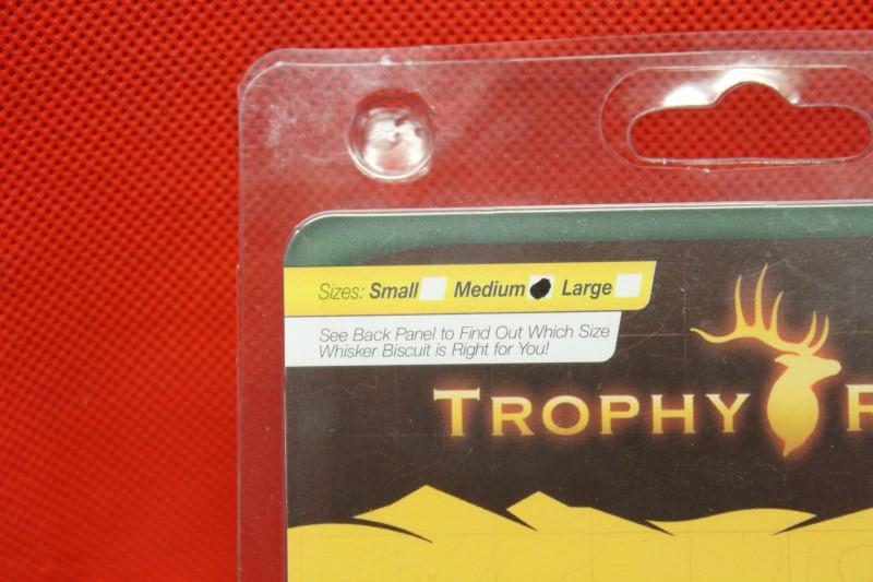 Trophy Ridge Whisker Biscuit Replacement Biscuit - Medium-BROWN - ARBM