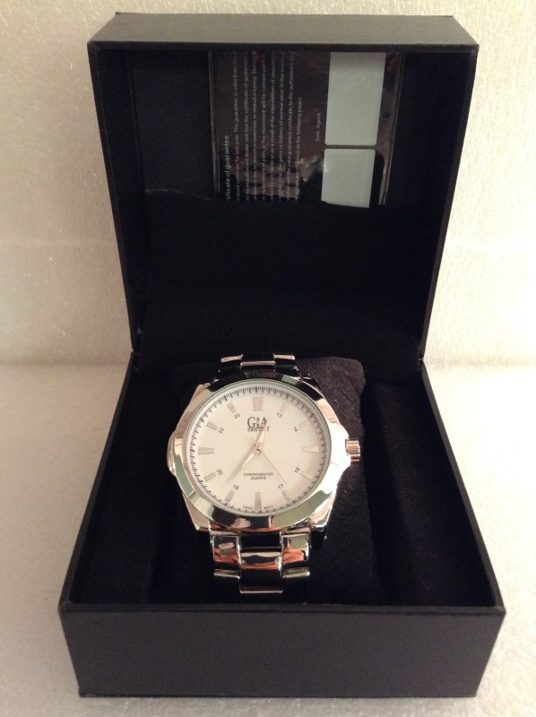 GIA Gent's Wristwatch WRIST WATCH