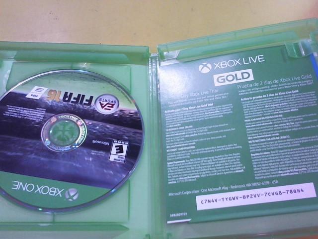 MICROSOFT Microsoft XBOX One Game FIFA 16 - XBOX ONE